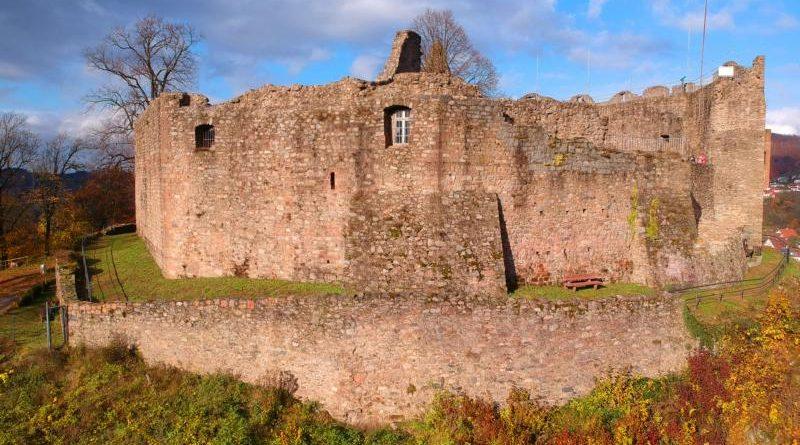 Burg Lindenfels Odenwald