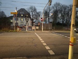 Bahnübergang Seckenheim