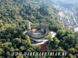 Burg Windeck Weinheim