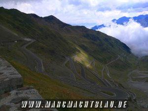 Honda NC750X DCT-Italien, Südtirol Stilfser-Joch