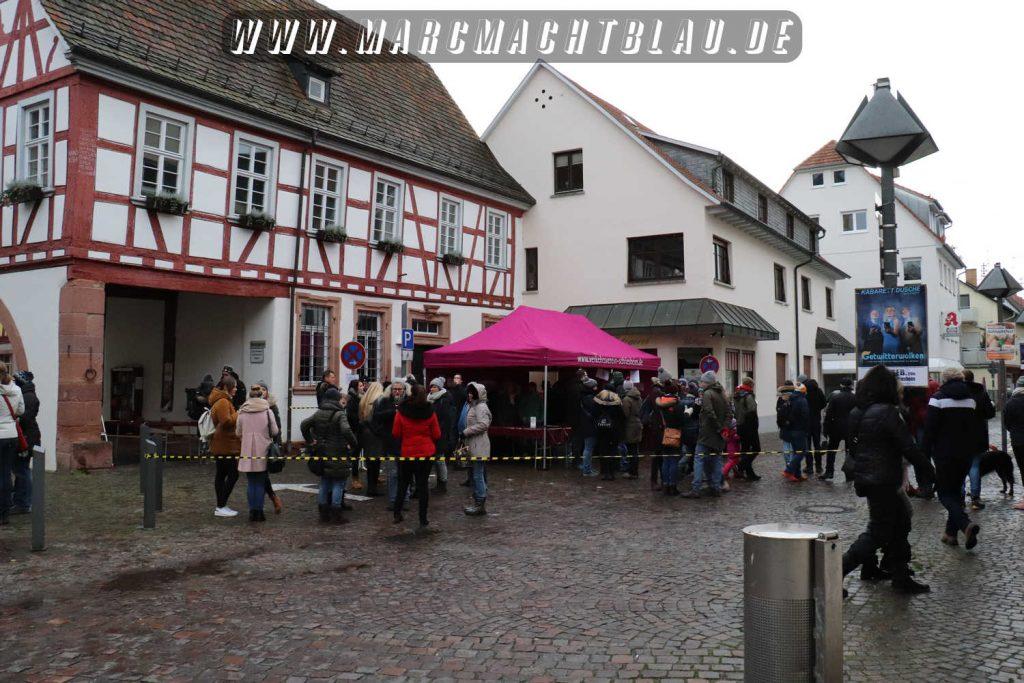 Verkehrsverein Rotweinwanderung Schriesheim 2018