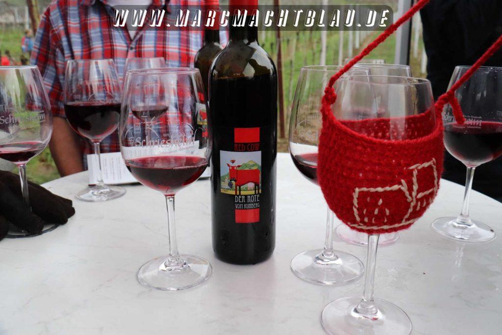 Bielig Rotweinwanderung Schriesheim 2018