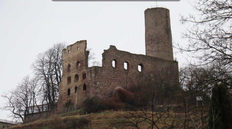 Strahlenburg Rotweinwanderung Schriesheim 2018