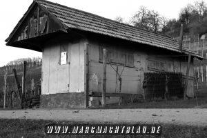 Weinberghütte in Schriesheim SW