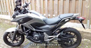 Honda NC750 X DCT 2014