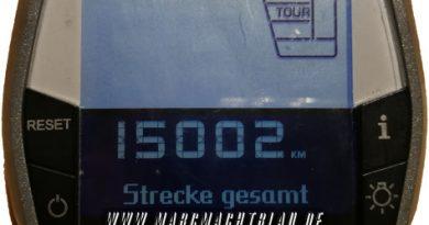 Langzeitbericht die 15000 Km sind voll