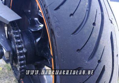 KTM 790 Duke – Michelin Road Pilot 4 – Test und Erfahrungen