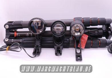 Fahrrad Scheinwerfer Lichttest 2018 – B&M Lumotec IQ-X E / Herrmans H-BLACK PRO E /  SUPERNOVA 521s – Pedelec Versionen