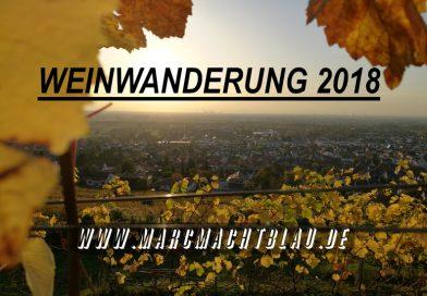 Weinwanderung Schriesheim Bergstraße 2018 (Nr. 22)