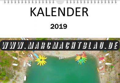 Gewinnspiel: Kalender für 2019 zu gewinnen