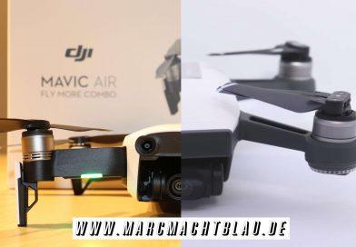Unser Jahr mit der DJI Mavic Air – Erfahrungsbericht mit Problemen