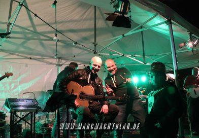 """T-Band im Weihnachtsdorf in Schriesheim und unsere Meinung zum """"ESELSKANDAL"""""""
