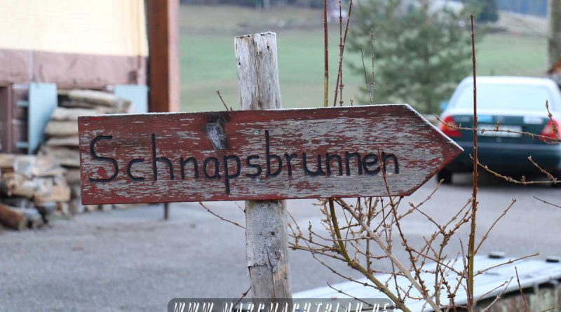 Schnappsbrunnen Baiersbronn