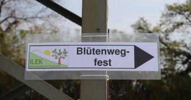 Blütenwegfest 2019 Großsachen, Lützelsachsen, Schriesheim, Dossenheim