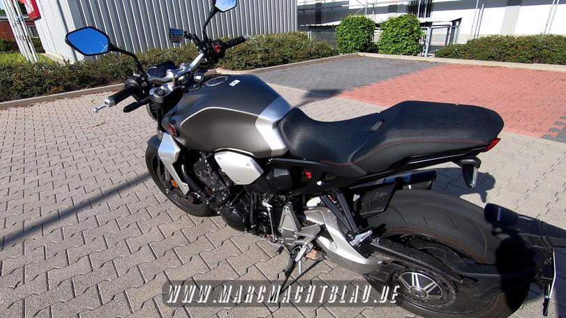 CB1000R - Diabetes und Motorrad fahren