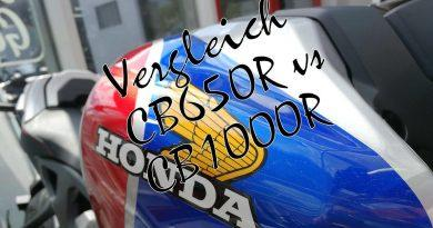 Vergleich Honda CB650R vs CB1000R 0