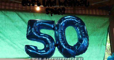 Obsthof Spieß 50 Jahre Schriesheim Gonzos Jam - DJ Sigges logo