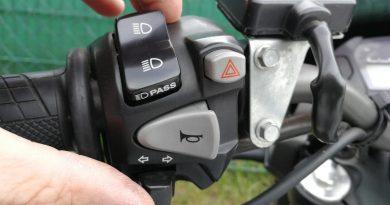 Schaltereinheit Honda NC700 1
