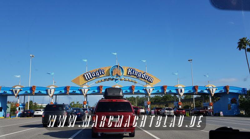 Anfahrt Disney World Orlando