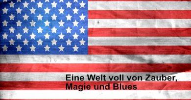 Eine Welt voll von Zauber , Magie und Blues