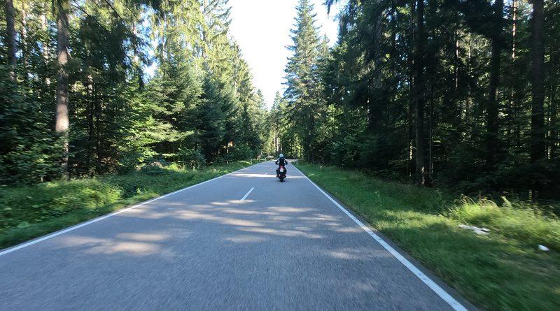 Motorradurlaub Nordschwarzwald