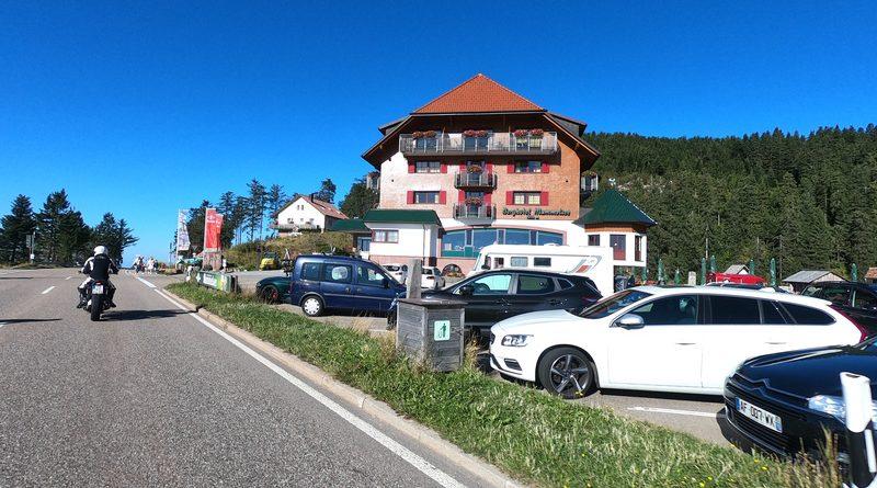 Mummelsee Schwarzwaldhochstraße