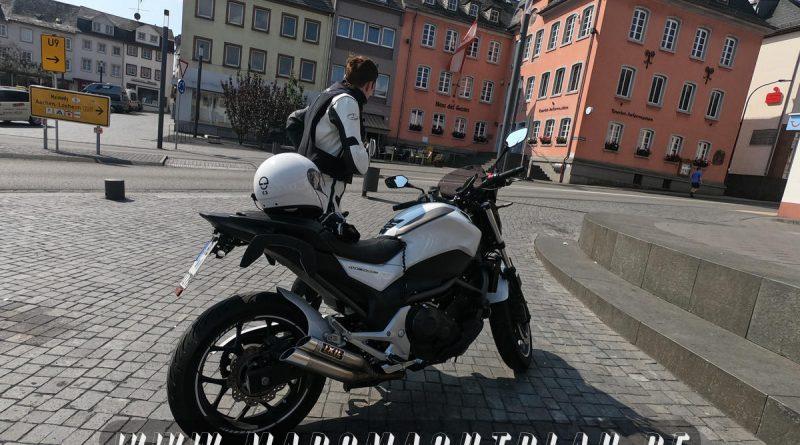 Honda NC700 S in Prüm